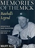 Memories of The Mick: Baseball's Legend