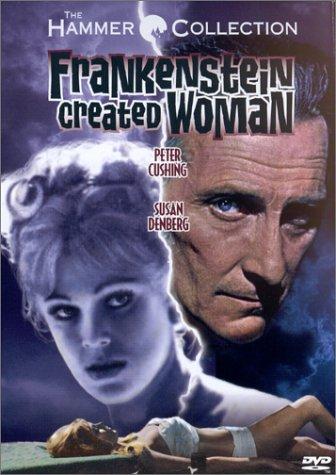 Frankenstein Created Woman / Франкенштейн создал женщину (1967)