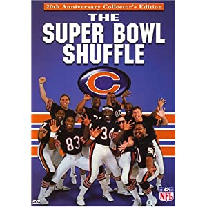 Chicago Bears - Super Bowl Shuffle movie