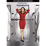 Body of Proof: The Complete Second Season - 4-Disc DVDby Dana Delany