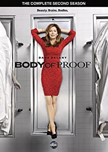 Body of Proof: The Complete Second Season - 4-Disc DVD (Sous-titres français)