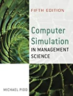 Computer Simulation in Management Science,