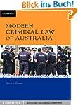Modern Criminal Law of Australia