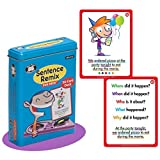 Sentence Remix Fun Deck Flash Cards - Super Duper Educational Learning Toy For Kids