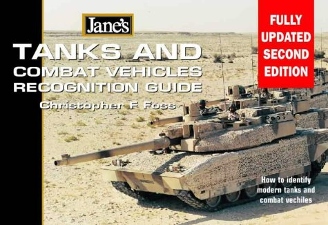 Jane's Tanks & Combat Vehicles Recognition Guide, Christopher F. Foss