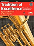 W61BC - Tradition of Excellence Book 1 Baritone/Euphonium B.C.