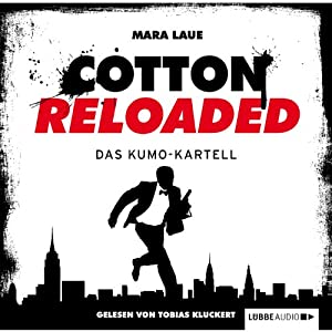 Das Kumo-Kartell (Cotton Reloaded 7) Hörbuch