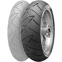Continental Conti Road Attack 2 Sport Touring Motorcycle Tire - 190/55ZR-17 - Rear