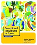 img - for Exceptional Individuals in Focus (7th Edition) 7th edition by Blackbourn, J. M., Patton, James R., Trainor, Audrey (2003) Paperback book / textbook / text book
