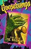 Goosebumps: Stay Out of Basement [VHS]