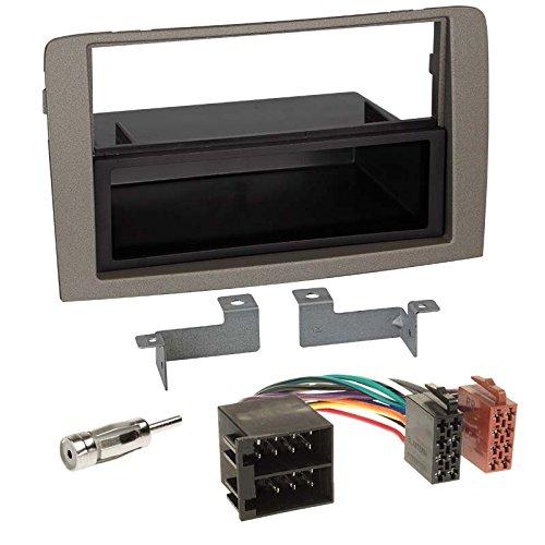 lancia-musa-ab-04-2-din-autoradio-einbauset-inkl-kabel-adapter-und-radioblende-in-anthrazit