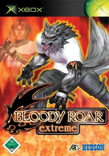51AHZS95JNL Bloody Roar Extreme (NTSC)