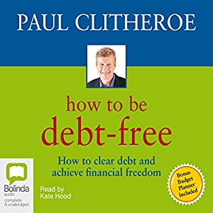 How to Be Debt-Free Audiobook