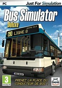bus simulator deluxe jeux vid o. Black Bedroom Furniture Sets. Home Design Ideas