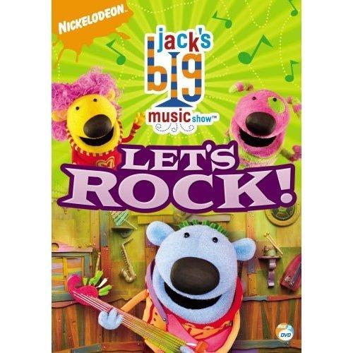Jack's Big Music Show: Let's Rock! [DVD] (Jacks Big Music Show Toys compare prices)
