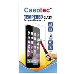Casotec Tempered Glass Screen Protector for XOLO Black