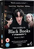 Black Books - Series 1-3 [DVD]