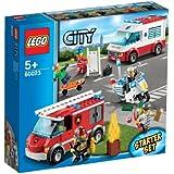 Lego City - 60023 - Jeu de Construction - Ensemble de Véhicule