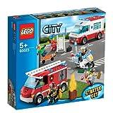 Lego City 60023 - Lego City Starter-Set