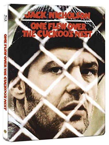 ���å�������ξ�� �֥롼�쥤�� ��������֥å����� (���̸�������) ONE FLEW OVER THE COCKOO'S NEST [Blu-ray]