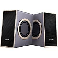 Home Computer Speaker Mixcder MSH169 USB 2.0 Powered Surround Subwoofer Heavy Bass Multimedia Speaker With Enhanced...