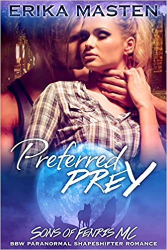 Preferred Prey: Bite of the Moon by Erika Masten