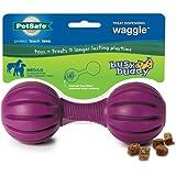 PetSafe Busy Buddy Waggle Dog Toy, Medium/Large