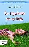 img - for Lo siguiente en mi lista (Zeta Romantica (Unnumbered)) (Spanish Edition) book / textbook / text book