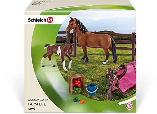 Schleich 42192 - Koppel Spielzeugfigur