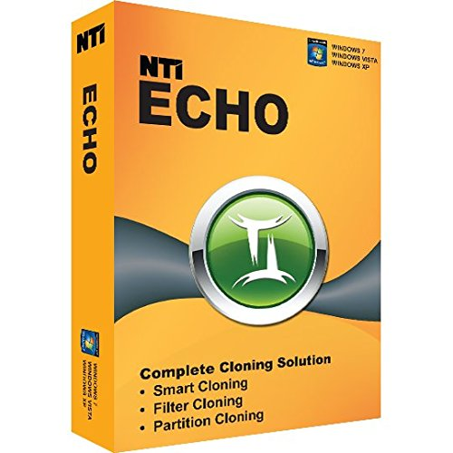 NTI Echo 3. Top-rated Cloning Software. Make an exact copy of a HDD or SSD. Disk Cloning. Disk Migration. HDD Cloning. SSD Cloning. Disk Copy. HDD Copy. (Tops Software compare prices)