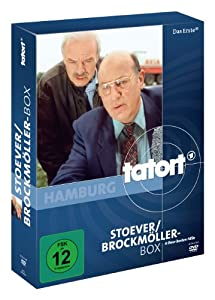 Tatort: Stoever / Brockmöller Box (4 DVDs)
