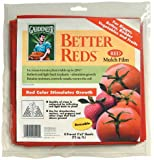 Dalen Gardeneer 3-Foot x 3-Foot Better Reds Red Mulch Film, 8 Pack BR-8 (Discontinued by Manufacturer)