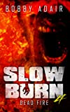 img - for Slow Burn: Dead Fire, Book 4 book / textbook / text book
