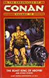 Chronicles of Conan 12: The Beast King of Abombi and Other Stories