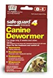 Excel Safe-Guard Canine Dewormer (3) 4 Gram Pouches for Dogs Only, 6 Weeks and Older