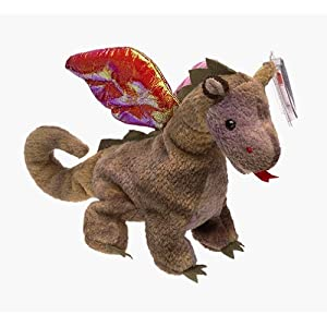 Scorch the Dragon - MWMT Ty Beanie Babies