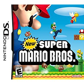 51AHsY7zvEL. SL500 AA280  New Super Mario Bros.