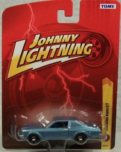 Johnny Lightning R25 1976 Dodge Aspen R/T Ice Blue