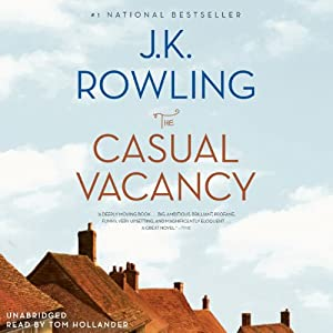 The Casual Vacancy Hörbuch