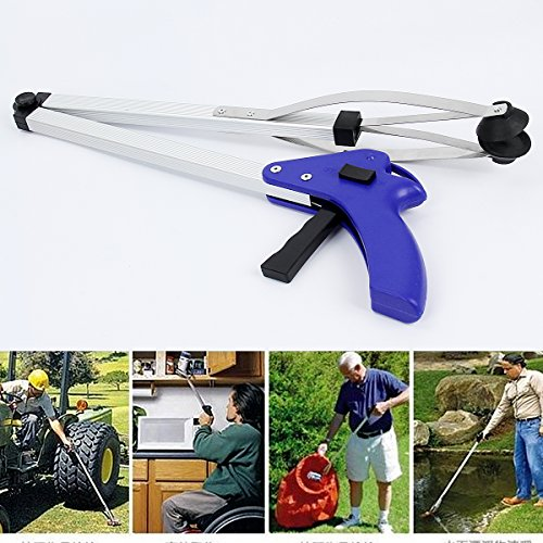 pieghevole-reacher-grabber-strumento-32-extra-long-handy-mobilita-aiuto-best-reaching-assist-strumen