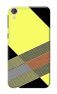 HTC Desire 820 Case Kanvas Cases Premium Quality Designer 3D Printed Lightweight Slim Matte Finish Hard Back Cover for HTC Desire 820