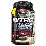 Formula MuscleTech Nitro Tech Power Powder, 2 libras, sabor