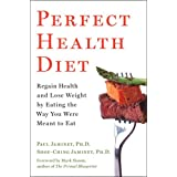 Perfect Health Diet - book cover