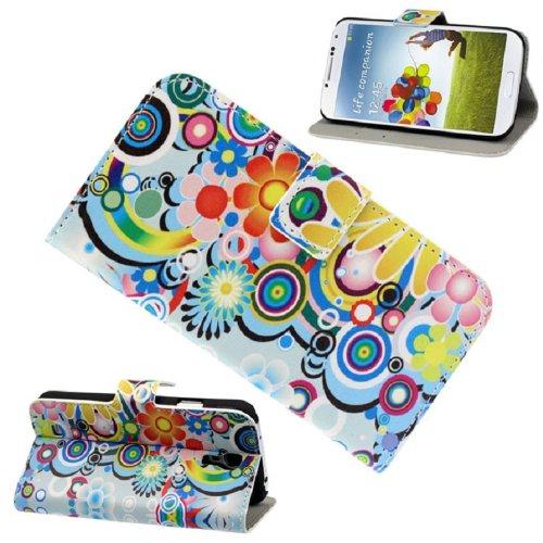 Best Niceroker Flower Wallet Leather Samsung