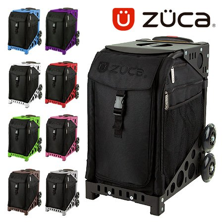 (ズーカ)ZUCA Sport キャリーケース Stealth 209 Black