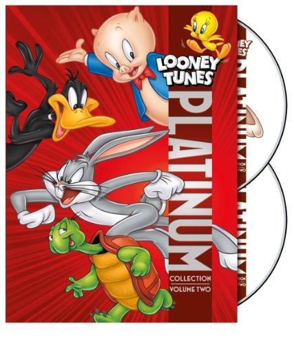 DVD : Looney Tunes Platinum Collection: Volume 2 (Full Frame, 2 Disc)