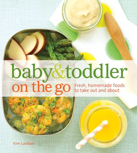 Baby And Toddler On The Go Fresh Homemade Foods To Take Out And About