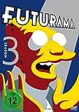 DVD Cover 'Futurama Season 3 [4 DVDs]