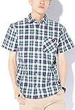 グリーンマドラスチェック M (ベストマート)BestMart チェック ブロードシャツ メンズ 半袖 シャツ ブランド チェックシャツ チェック柄シャツ カジュアルシャツ オックスフォードシャツ ウエスタンシャツ ネルシャツ 半そで スリム S M L XL LL 620779-005-306