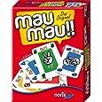 Noris Spiele 606264441 - Mau Mau, Kartenspiel